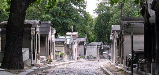 Cimetière du Père Lachaise, Paris