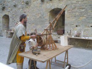 MJE - remparts et château de Carcassonne © Centre des monuments nationaux