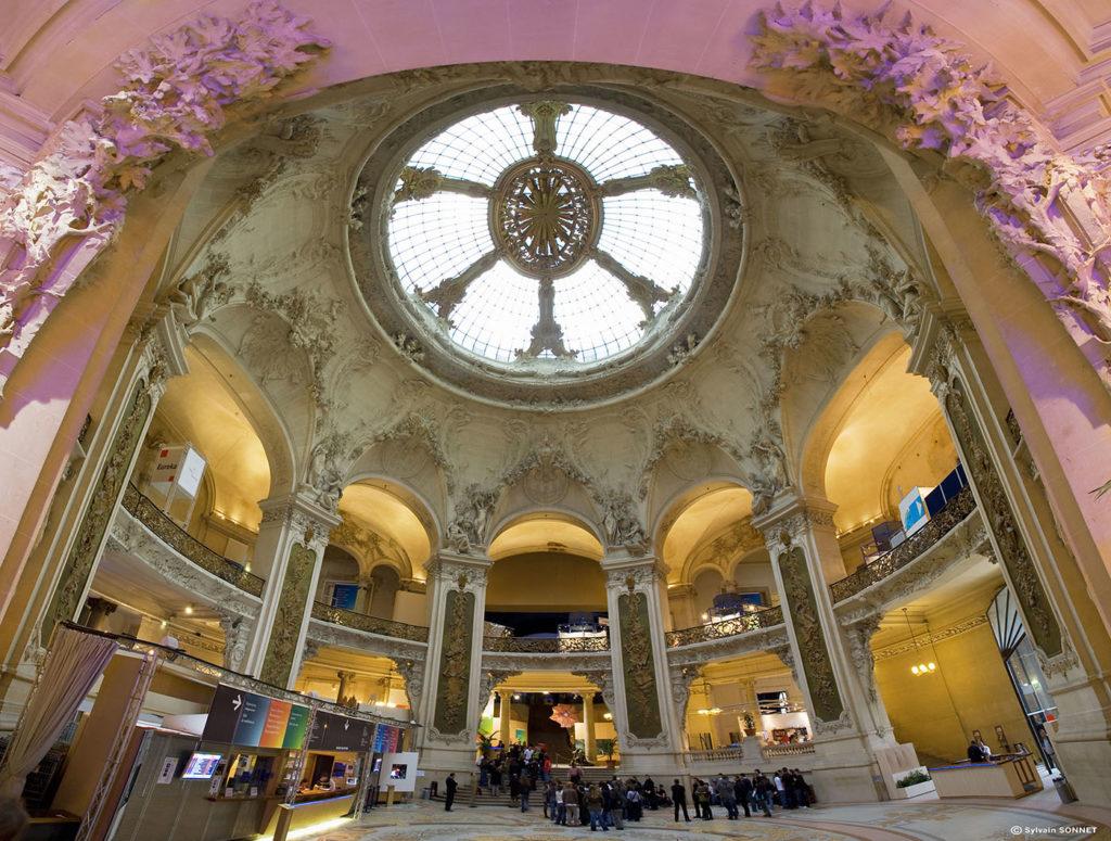 Palais de la découverte © Sylvain Sonnet