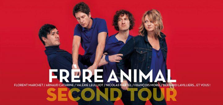 Frère Animal Second Tour © Pierre & Florent
