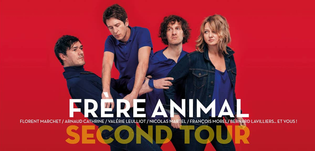Frère Animal Second Tour © Pierre & Florent