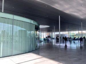 Intérieur du musée du Louvre Lens