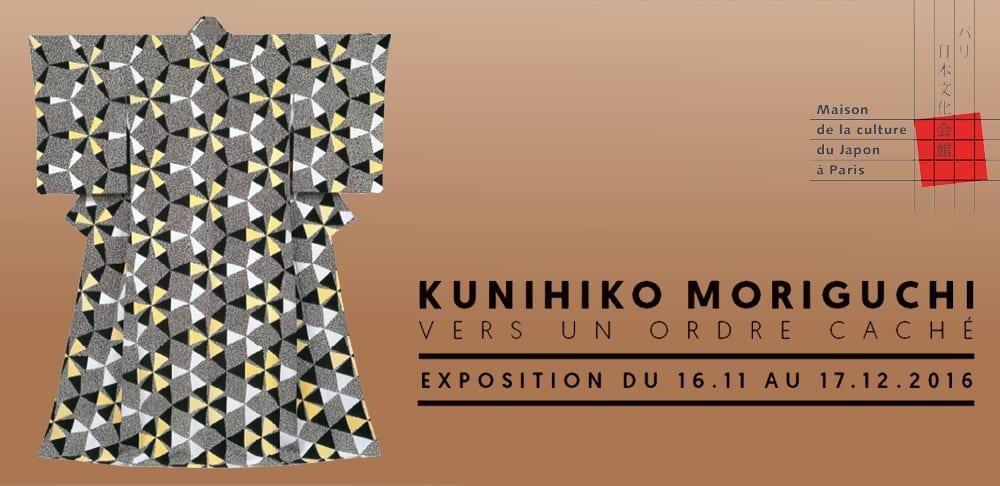 Kunihiko Moriguchi à la Maison de la Culture du Japon à Paris