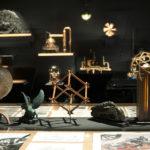"""Objets de l'exposition """"Machines à dessiner"""" Exposition Machines à dessiner © Musée des arts et métiers-Cnam / Photo Hélène Mauri"""