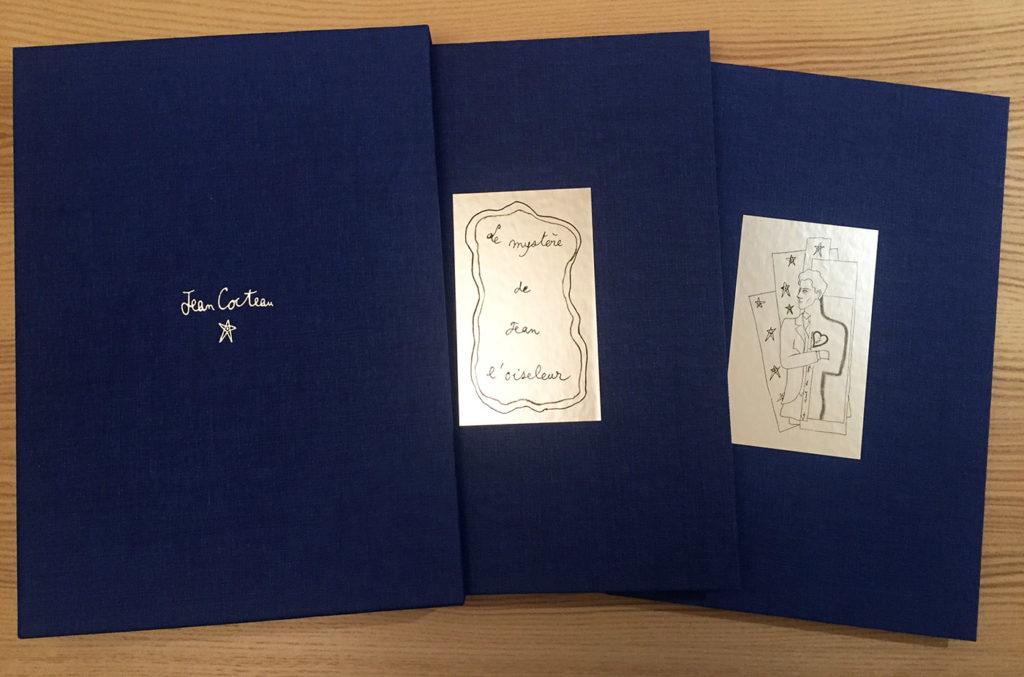 Editions des Saints Pères, coffret du Mystère de Jean l'oiseleur de Cocteau
