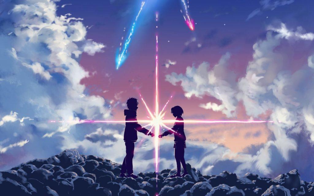 Your Name de Makoto Shinkai - Eurozoom