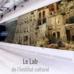 Le Lab de l'Institut culturel © Google