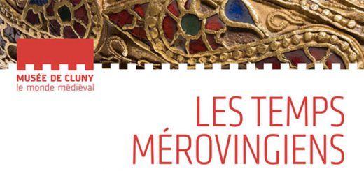 Musée Cluny, exposition Les temps Mérovingiens