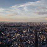 Vue sur Paris depuis la Tour Montparnasse