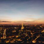 Paris de nuit depuis la Tour Montparnasse