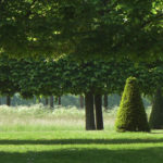 Jardins du domaine national aujourd'hui
