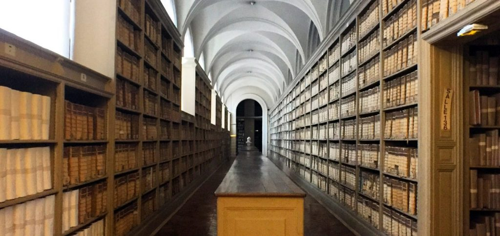 Grands Dépôts des Archives nationales