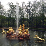 Bassin des enfants dorés