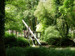 Jardins du château du Clos Lucé