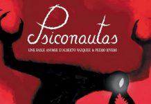 Affiche film Psiconautas