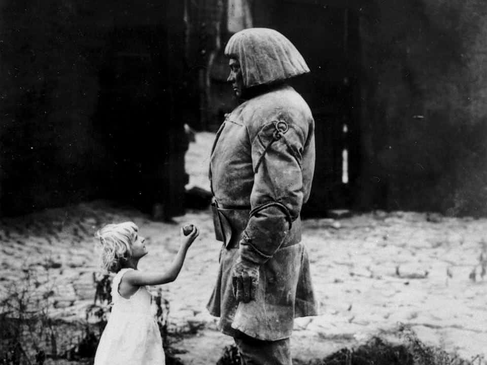 Paul Wegener, Le Golem, comment il vint au monde