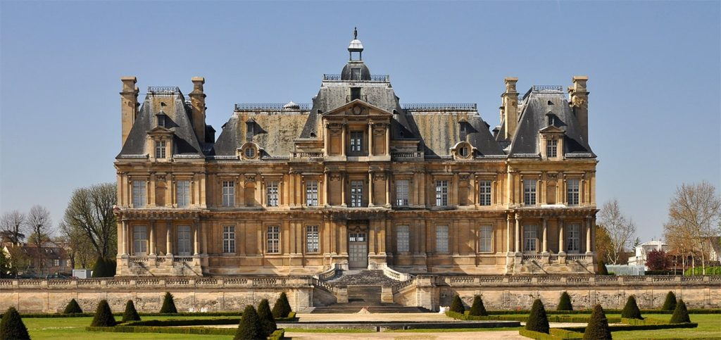 Visit the Maisons-Laffitte castle