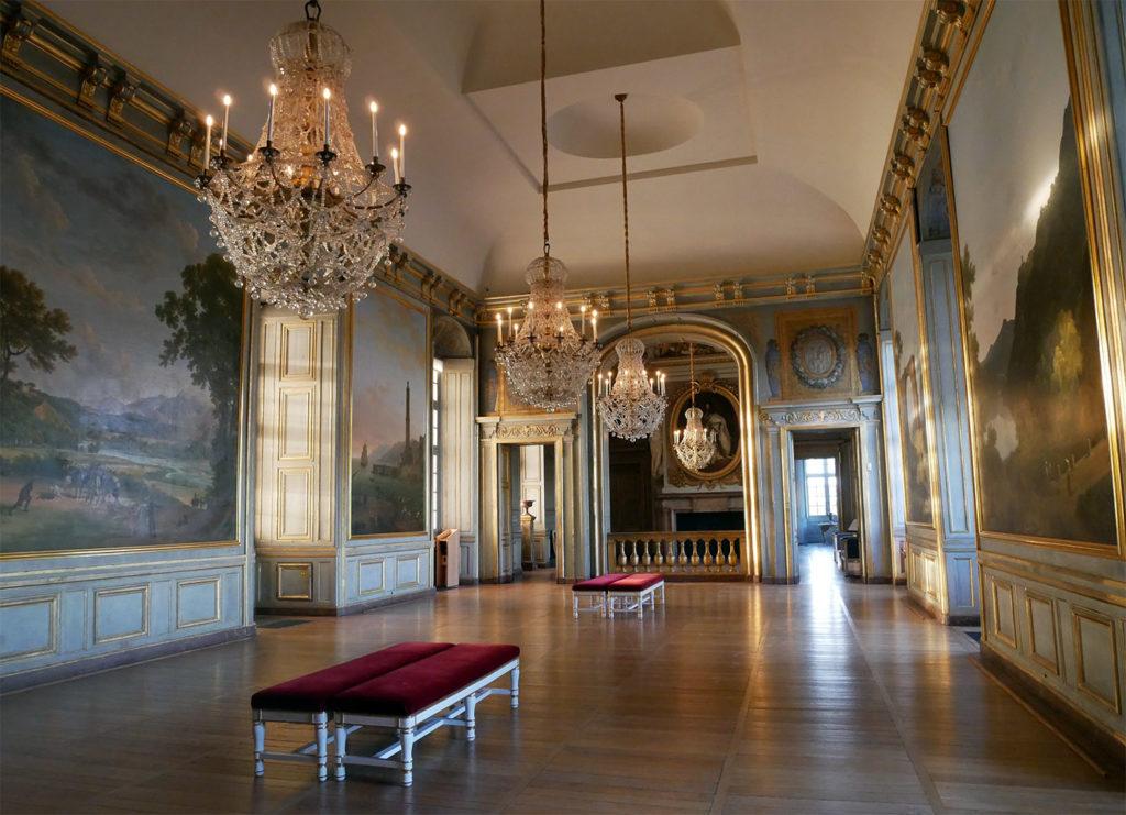 Château de Maisons Laffitte - Appartements du Roi