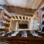 Château de Maisons-Laffitte - Escalier des combles
