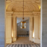 Château de Maisons-Laffitte - Le vestibule