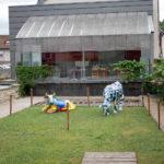 Le jardin du musée