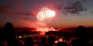 Versailles - Grandes Eaux Nocturnes - Feu d'artifice