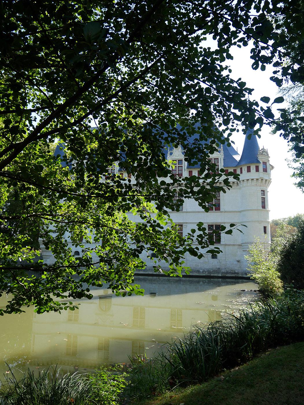 La renaissance du ch teau d azay le rideau - Les jardins renaissance a azay le rideau ...