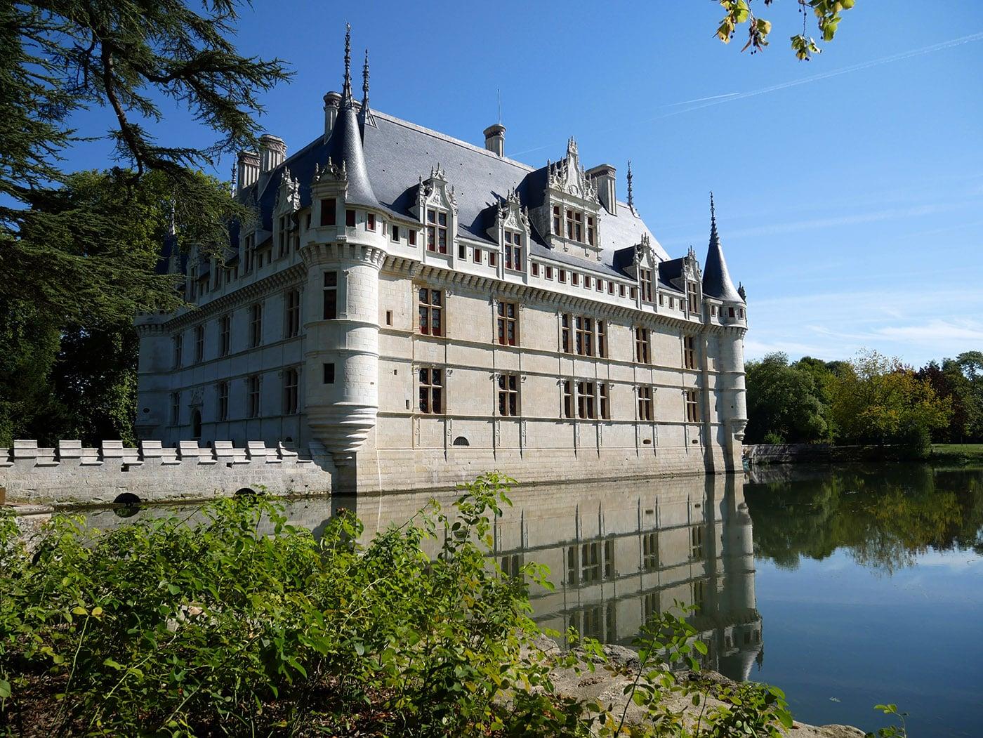 La renaissance du ch teau d azay le rideau - Les jardins de la renaissance azay le rideau ...
