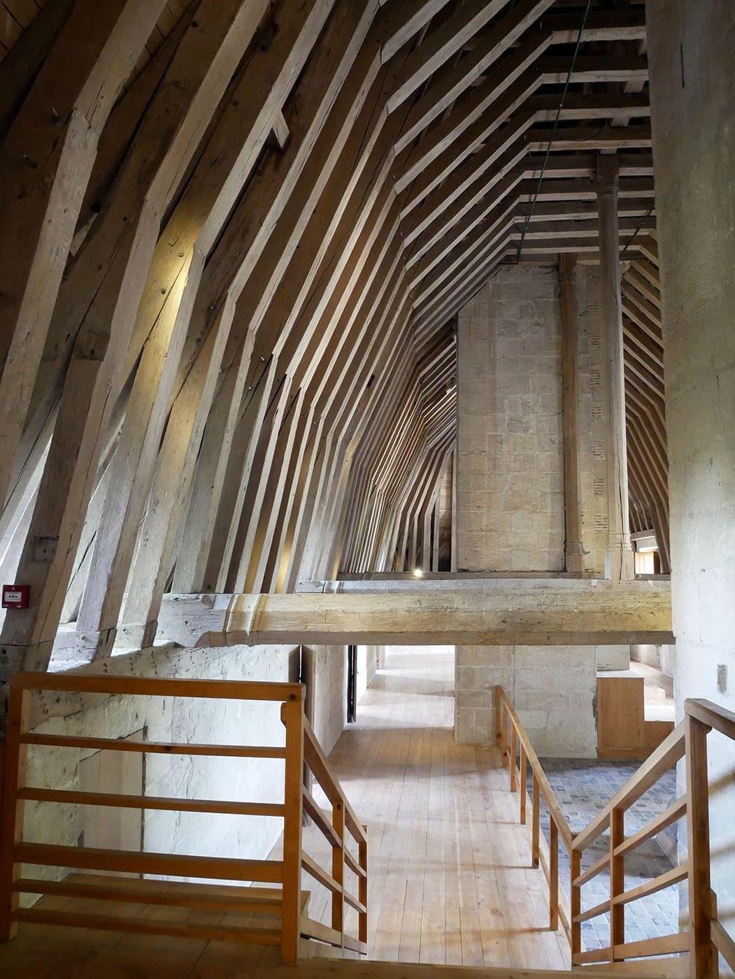 La renaissance du château d\'Azay-le-Rideau