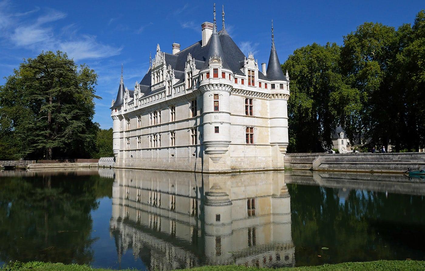 La renaissance du ch teau d azay le rideau - Visite chateau azay le rideau ...