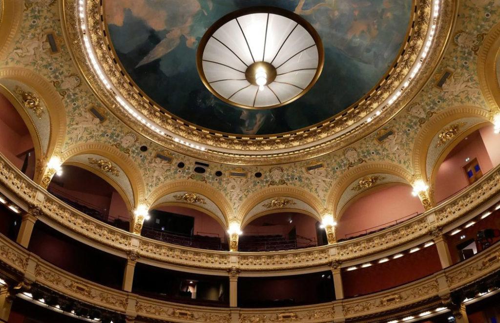 Journées du Patrimoine ; visitez l'Opéra Comique