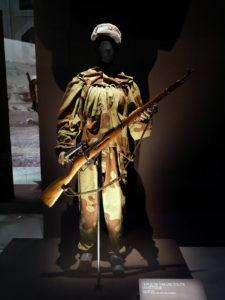 Dans la peau d'un soldat au Musée de l'Armée