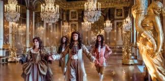 Versailles, Parcours du roi © Agathe Poupeney