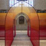 Olivier Roller, Cathédrale de fil au château d'Angers