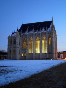 Sainte Chapelle du château de Vincennes