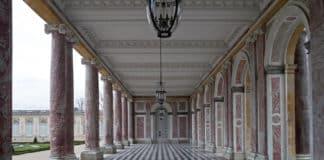 Versailles, le Grand Trianon ou Trianon de Marbre