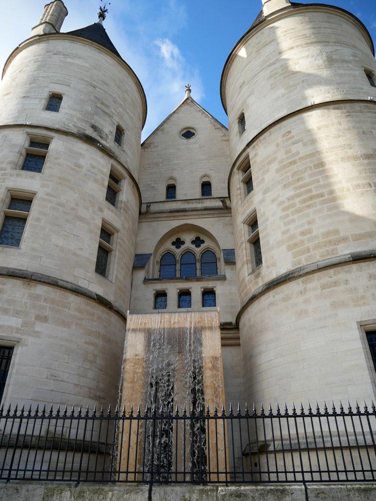 """Stéphane Thidet, """"Détournement"""", à la Conciergerie"""