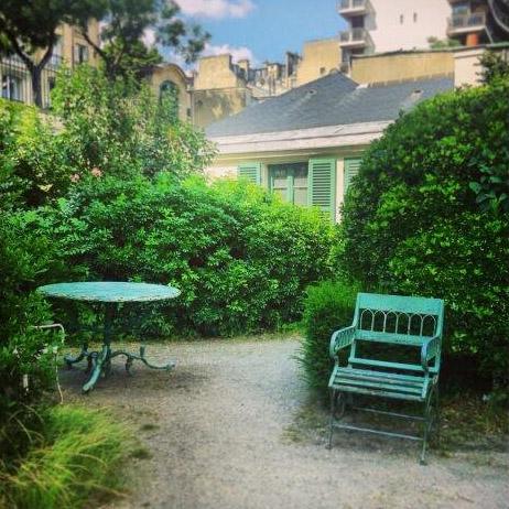 Jardin de la Maison de Balzac