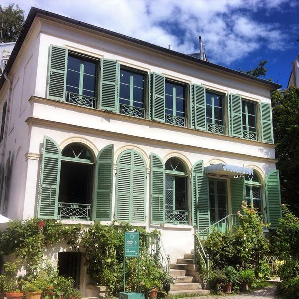 Les jardins culturels paris culturez vous - Jardin du musee de la vie romantique ...