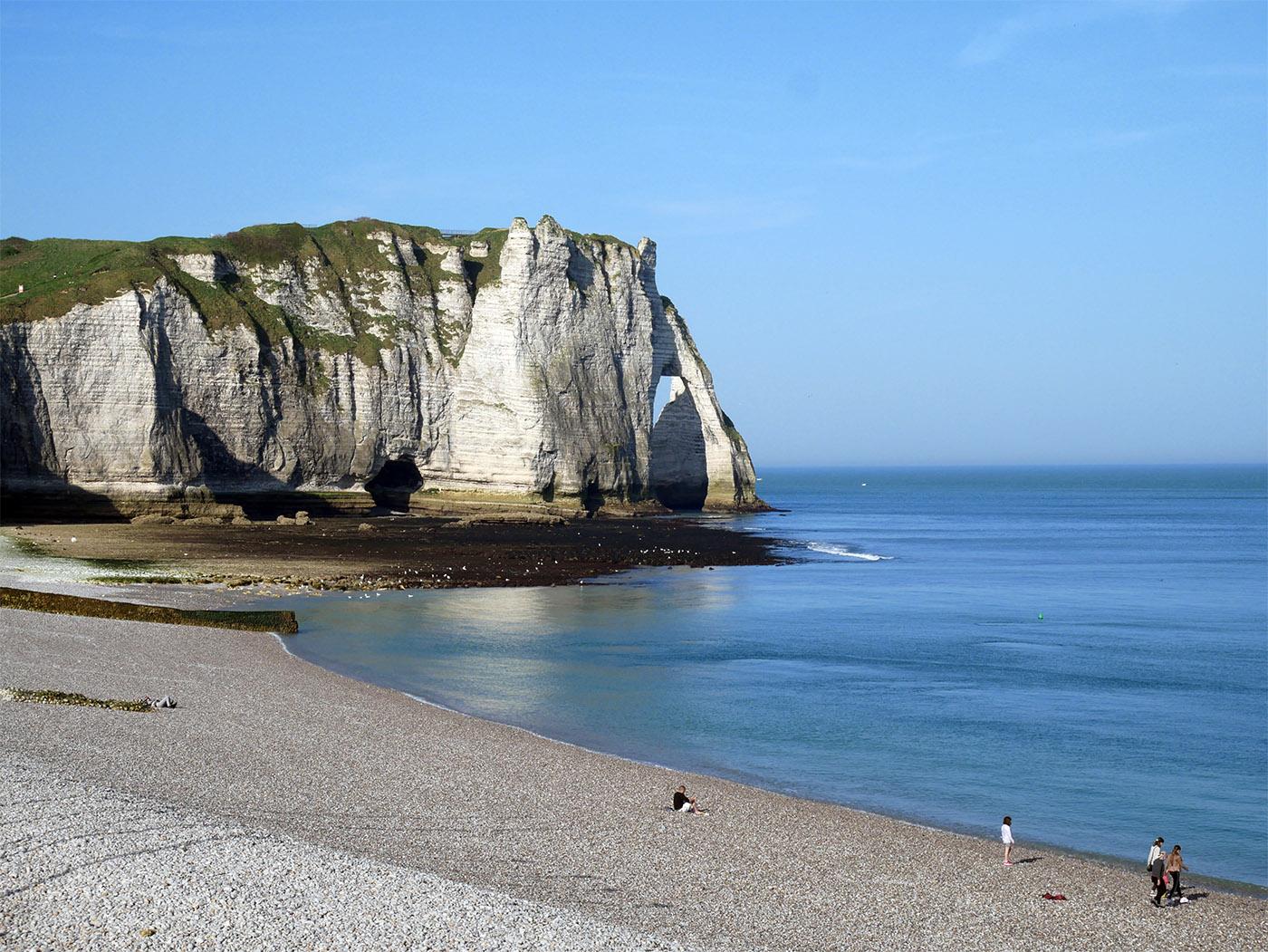 La Normandie A Velo Decouverte Des Plages Du Debarquement Et Du