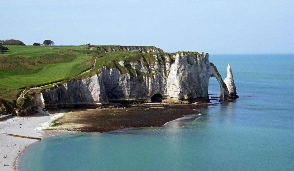 La Normandie - Etretat