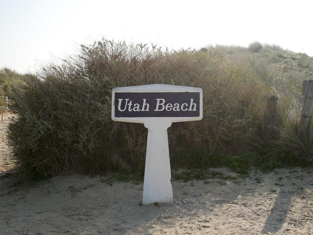 Vélotourisme Utah Beach