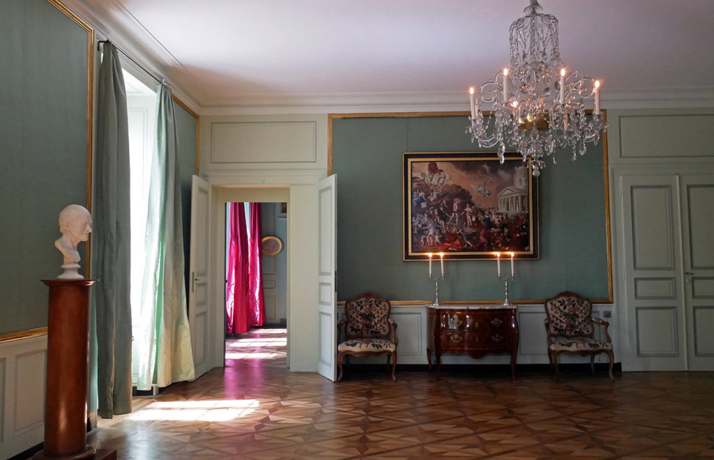 Cabinet des tableaux