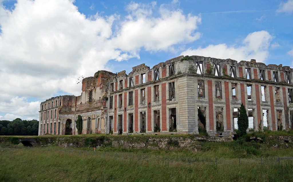 Château de la Ferté-Vidame