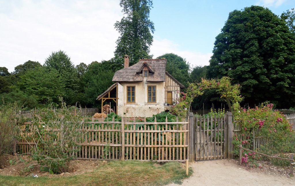 Versailles - Hameau de la Reine - Boudoir