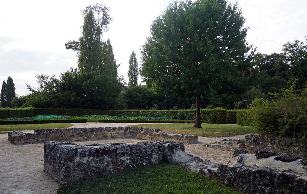 Versailles - Hameau de la Reine - Grange et laiterie de préparation
