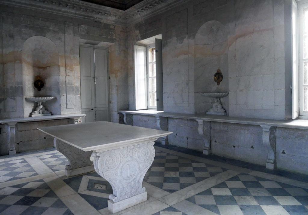 Versailles - Hameau de la Reine - Laiterie de propreté