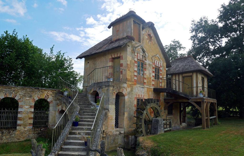 Versailles - Hameau de la Reine - Moulin