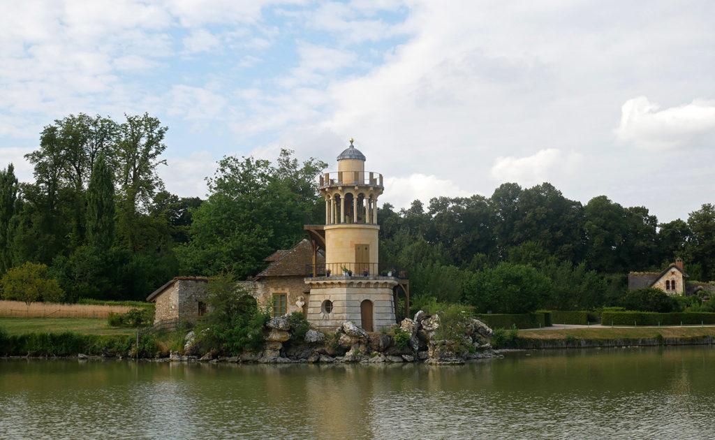 Versailles - Hameau de la Reine - Tour de Malborough