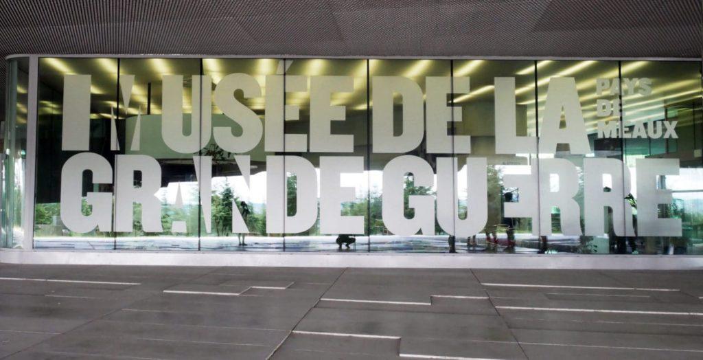 A visiter autour de Paris : le musée de la Grande Guerre de Meaux